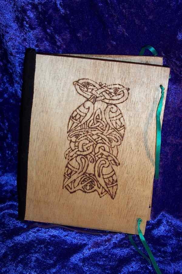 CELTIC KNOTWORK BOS - LARGE