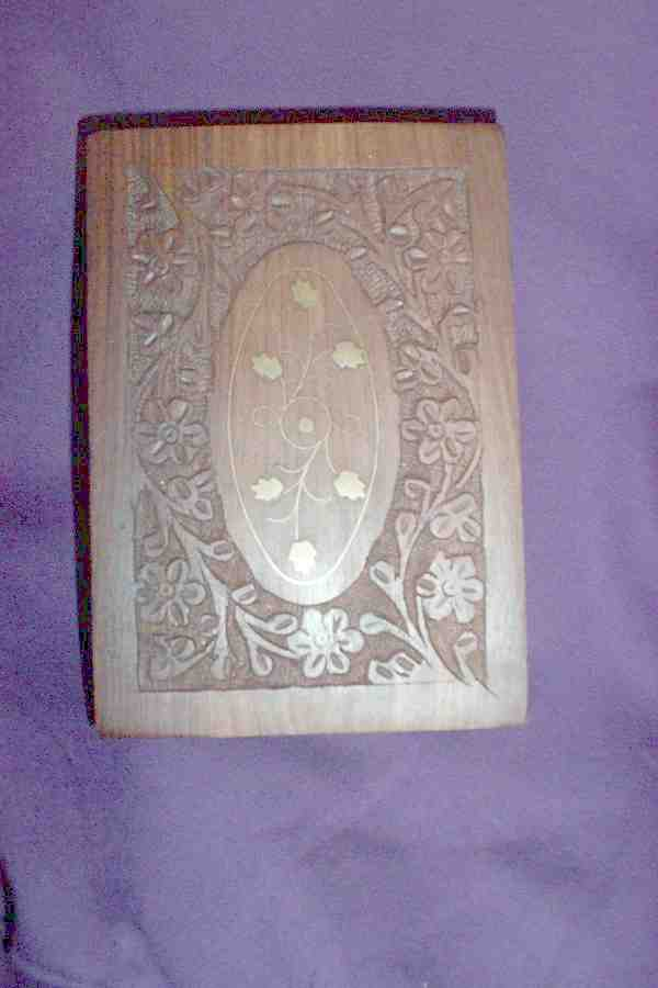 TAROT BOX - LARGE