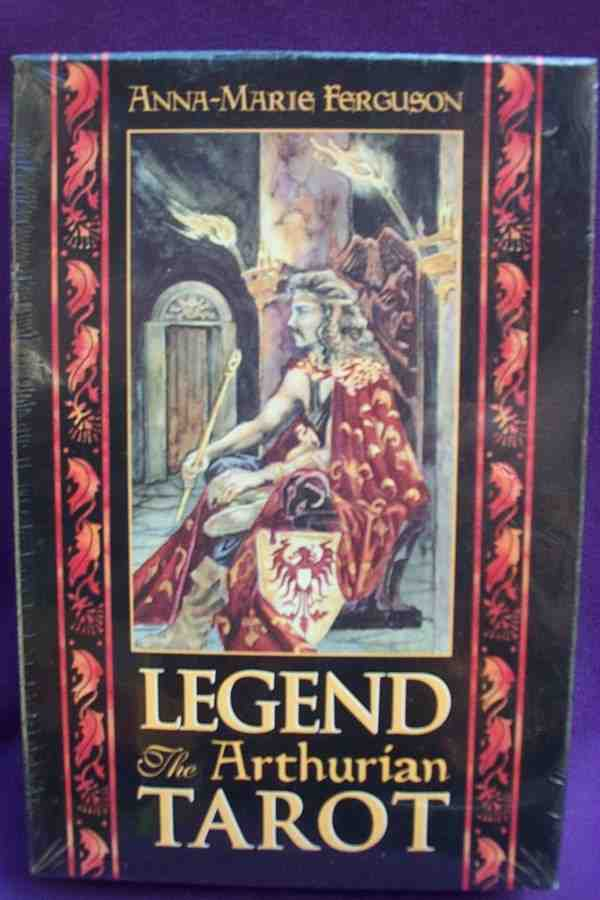 ARTHURIAN TAROT BOX SET
