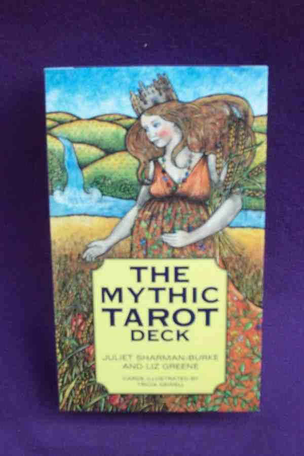 NEW MYTHIC TAROT DECK