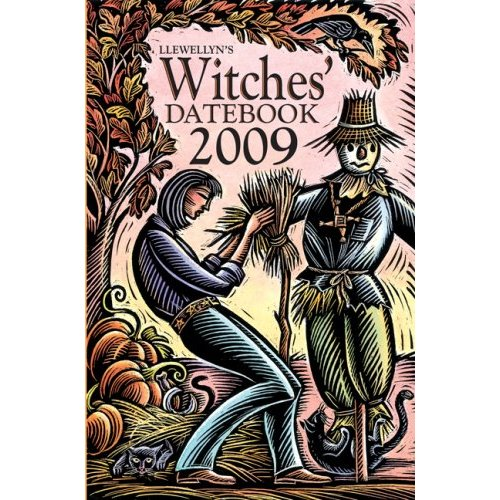 LLEWELLYN WITCHES DATEBOOK ANNUAL