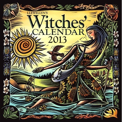LLEWELLYN WITCHES CALENDAR