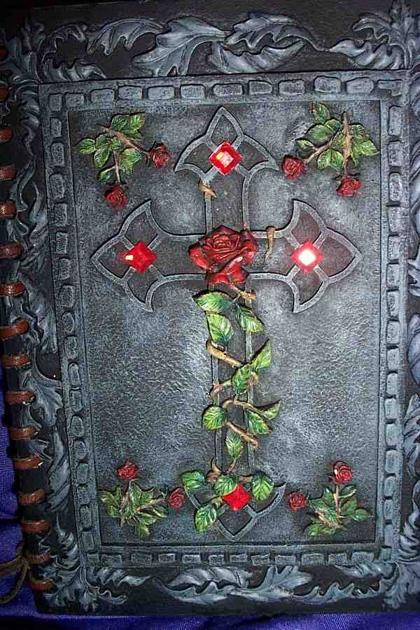 GC - ROSE VINE BOOK OF SHADOWS #1