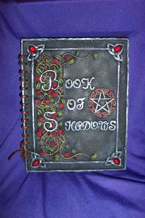 GC - ROSE VINE BOOK OF SHADOWS #2