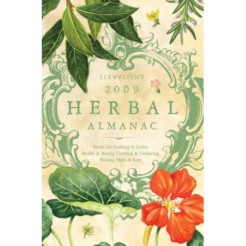 LLEWELLYN HERBAL ALMANAC - ANNUAL