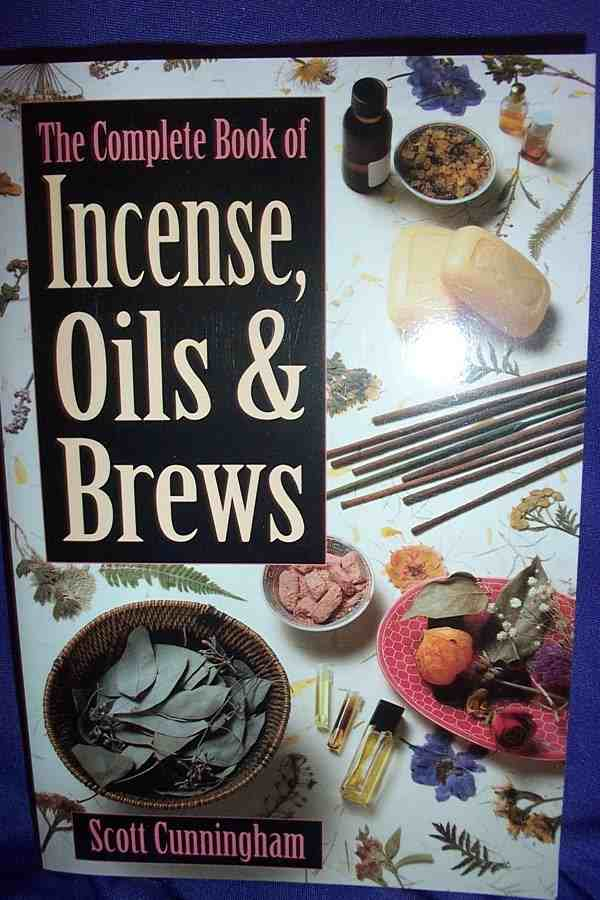 INCENSE, OILS & BREWS