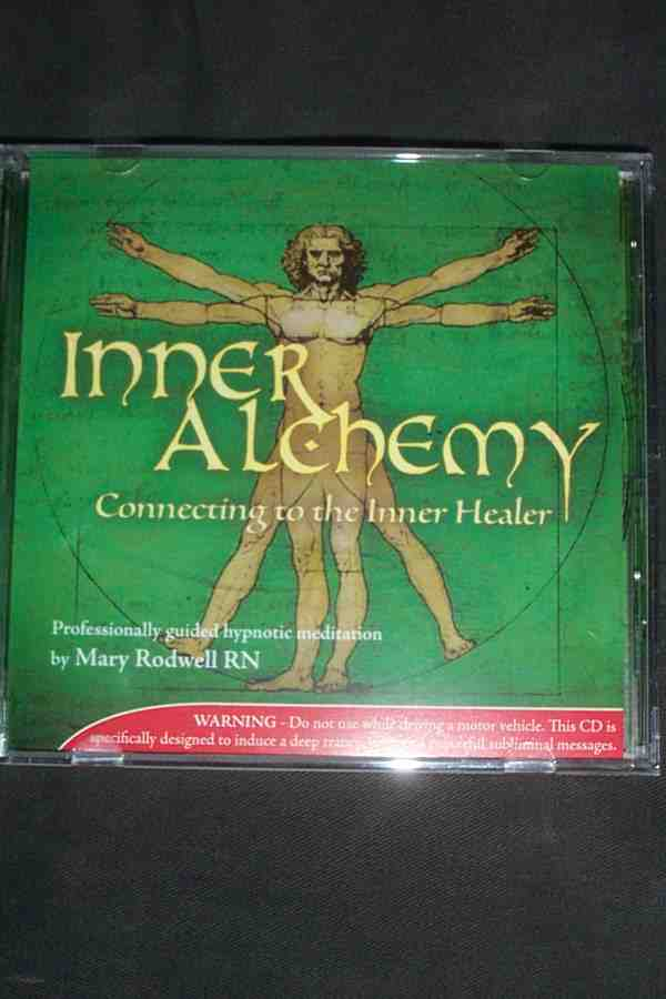 IA - CONNECTING OT THE INNER HEALER