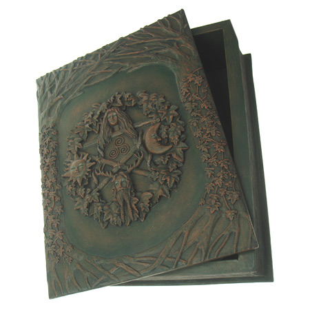 WILDWOODS GRIMOIRE BOX - FOREST