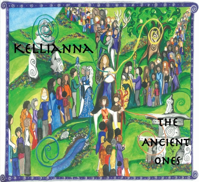KELLIANNA - THE ANCIENT ONES