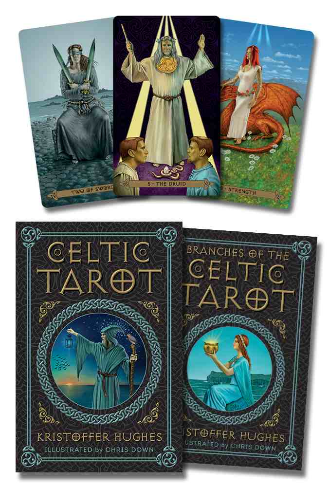 CELTIC TAROT - DECK AND BOOK PACK