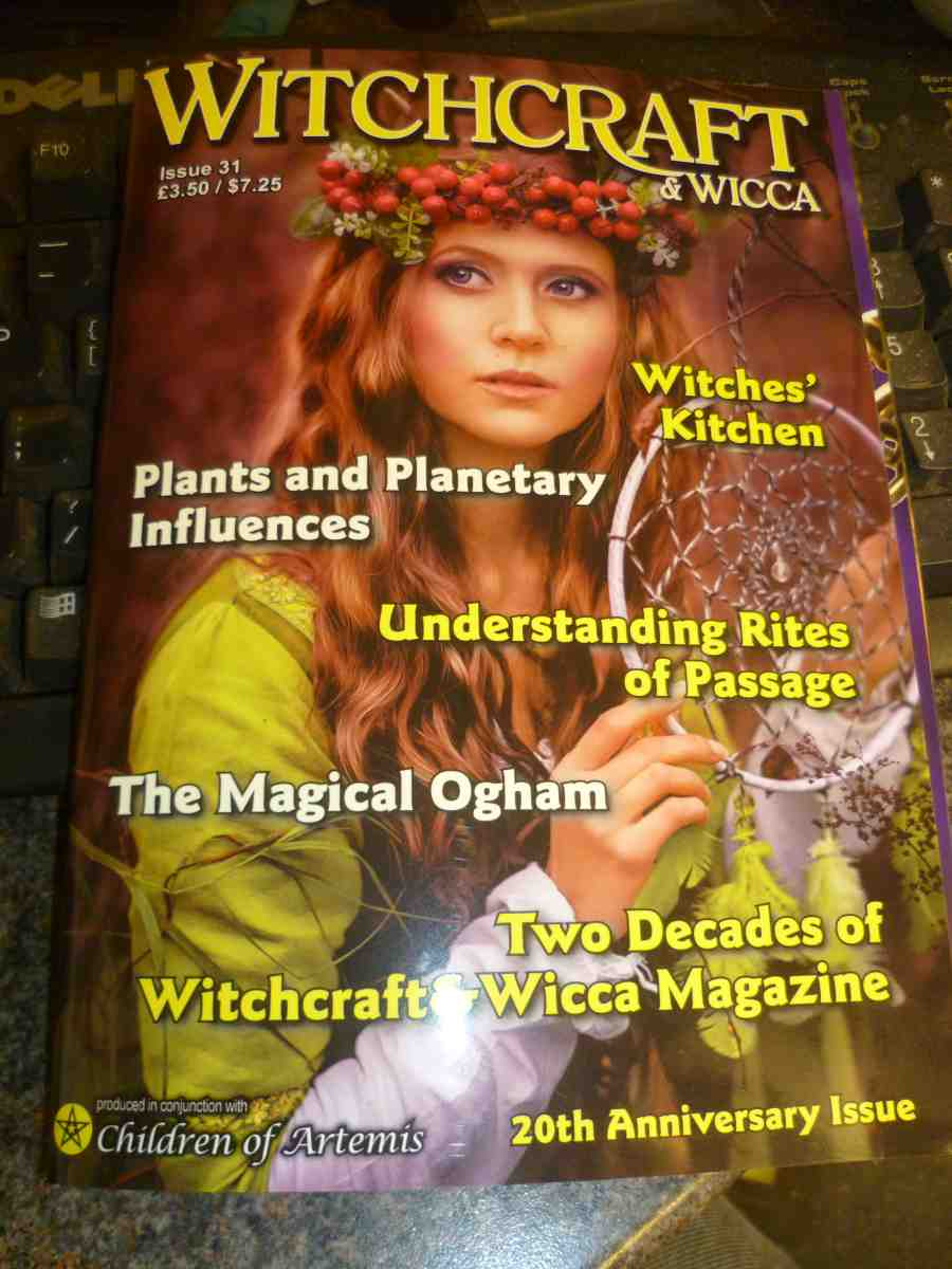WITCHCRAFT AND WICCA